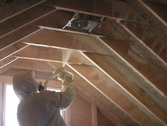 attic insulation benefits for Texas homes